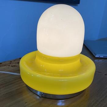 Vintage Midcentury Modern Lamp - Lamps