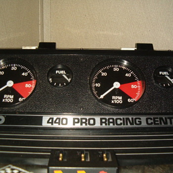 TYCO PRO 440X2 RACING CENTER  - Model Cars