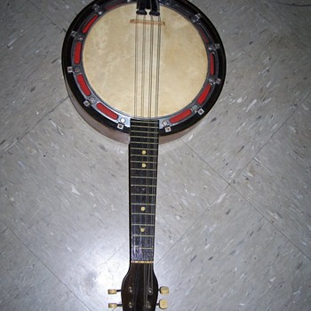 Banjo/mandolin - Musical Instruments