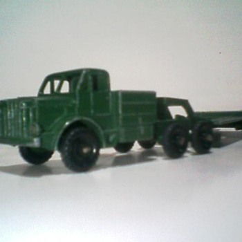 M3a Tank Transporter, Unreported Version ? - Model Cars