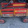 FUN Aero Flyer Espress wood wagon