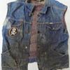 1960s Patched Biker Gang Denim Jacket