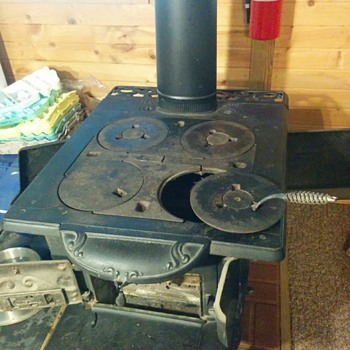 Looking for info on Security Stove & Mfg cast iron range - Kitchen