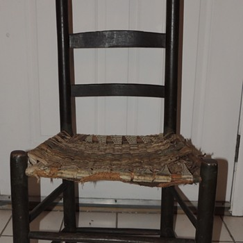 Late 1700 - Early 1800 Side Chair  - Furniture
