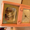 pink balarina clock- The Florn Company
