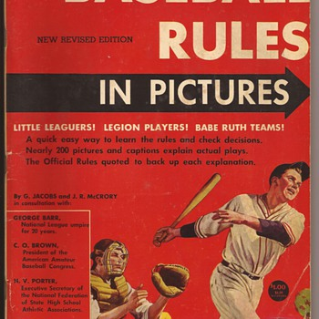 Baseball Rules in Pictures - Baseball