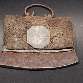 18th Century Tinder Box Pouch/Flint Striker