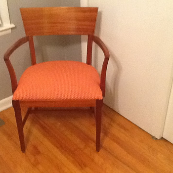 Mid Century Chair - Furniture