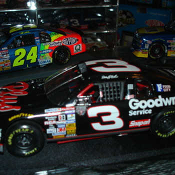 DALE EARNHARDT NO.3 - Model Cars