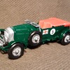 More Moldy Motorized Matchbox Monday Y-5 1929 4 1/2 Litre Bentley Circa 1967