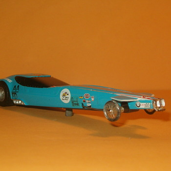 AFX H.O. SCALE PETTY DRAGSTER! CUSTOM