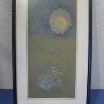 Clarence Harris Dec. 62 - Fine Art