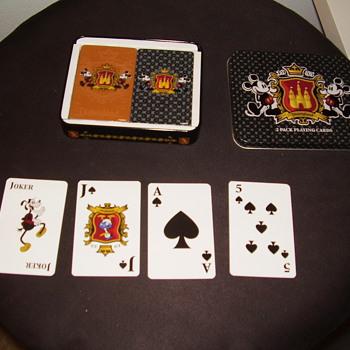 Disnyland vintage dcks ... - Cards