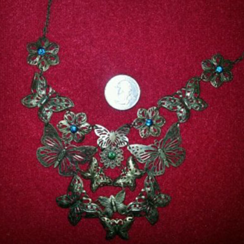 Couple pieces of fashion jewelry - Costume Jewelry