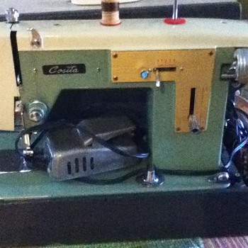 Cosita Sewing Machine - Sewing