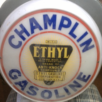 Champlin Gasoline - Petroliana
