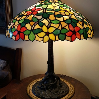 Chicago Mosaic floral - Lamps