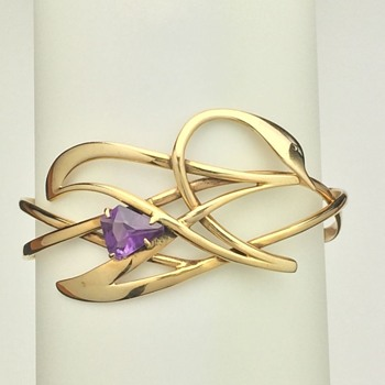 Frank Patania Jr.; American Master in metalsmithing  - Fine Jewelry