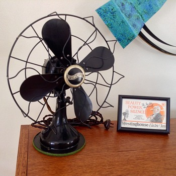"Vintage 1930's ""Westinghouse"" fan - Tools and Hardware"