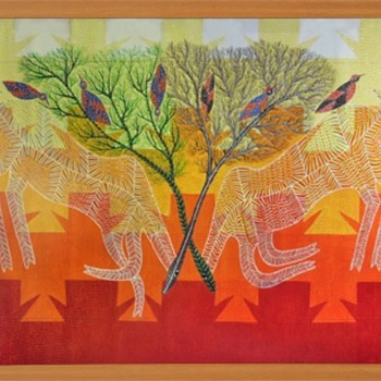 My favorite Tribal Gond Paintings From India - Fine Art
