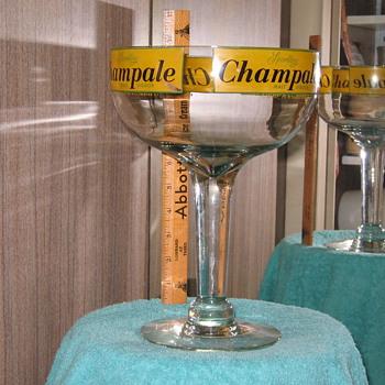 Sparkling Champale Malt Liqour - Breweriana