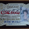 Coca Cola mirror vintage 5cent