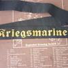 """WWII Deutsch Navy """"talley"""""""