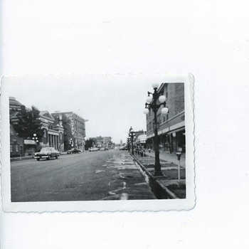 Main Street - Photographs