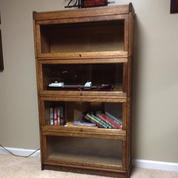 Barrister bookcase - Furniture
