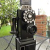 Western Electric Two-Piece Payphone