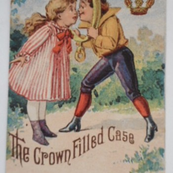 Trade Card - Cards