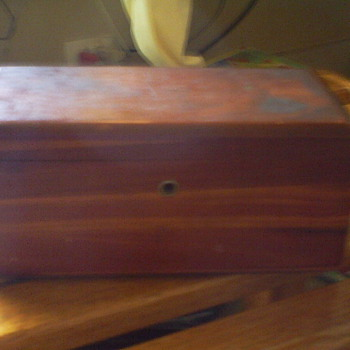 Mid to Late 50's Graduation Lane Mini~Cedar Chest - Furniture