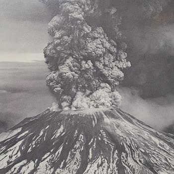 Mount St. Helens Memorabilia  - Photographs