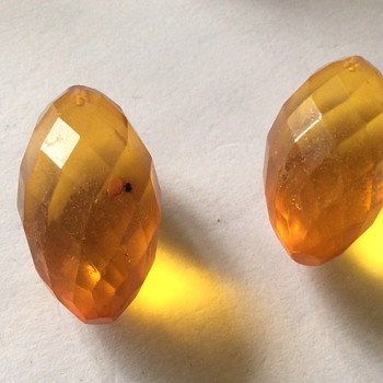 Vintage earrings ? - Costume Jewelry