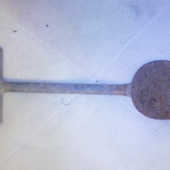 Unknown Vintage Rustic Tool - Tools and Hardware