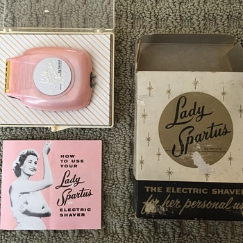 Electric Shaver - Accessories