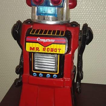 Japanese Cragstan Mr. Robot ! ~ ! - Toys