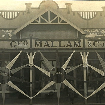 MALLAM OF MULLUMBIMBY - Postcards