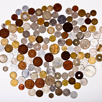 Foreign Coins, Anything with a story