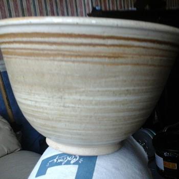 studio bowl - Pottery