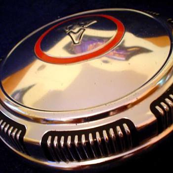 Mopar Dog Dish Hubcaps - Classic Cars
