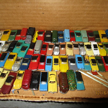 Bachman Miniature toy cars