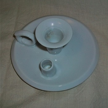 CANDLE HOLDER PLATE