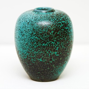 Vase by Wilhelm & Elly Kuch (Germany), ca. 1960 - Pottery