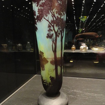 the daum collection in NANCY, france - Art Glass