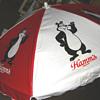 Hamm's Beer Umbrella