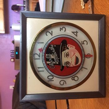 Charlie McCarthy clock - Clocks