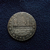 Antique  Mexican Coin dated 1760
