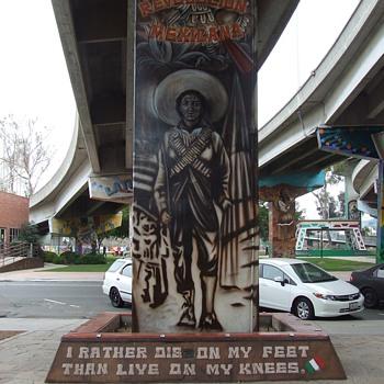 Chicano Park Murals. - Photographs