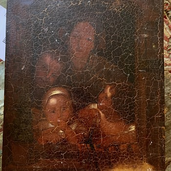 Authentic Ferdinand Georg Waldmüller? Painted on Copper? - Fine Art
